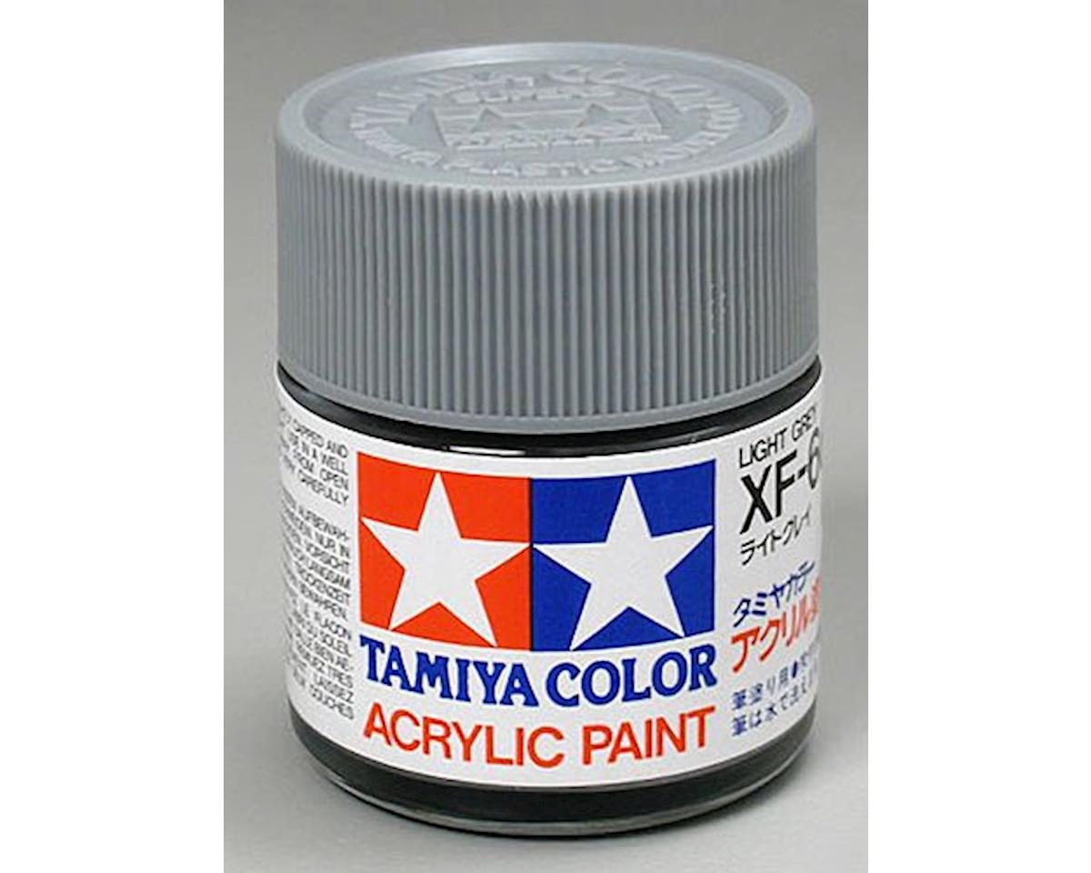 Acrylic XF66 Flat Light Grey Paint (23ml) by Tamiya