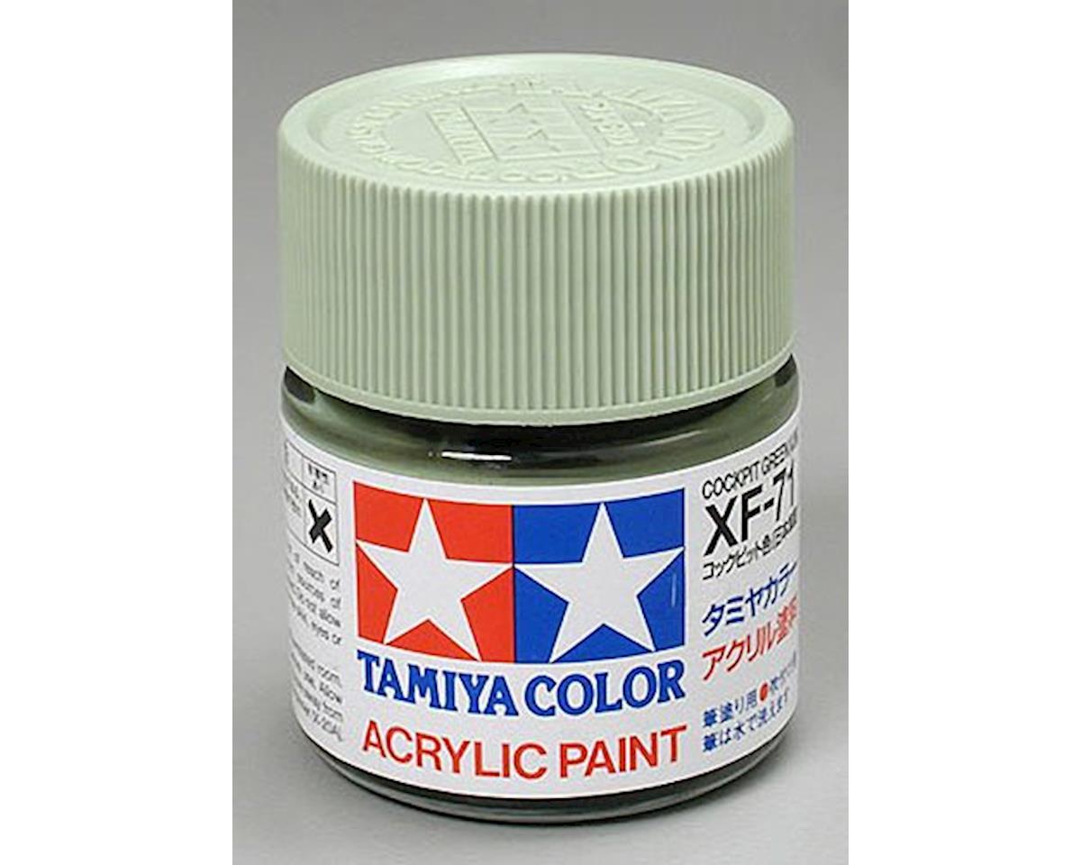 Tamiya Cockpit Green (IJN) Mini Acrylic Matte Finish (6/B