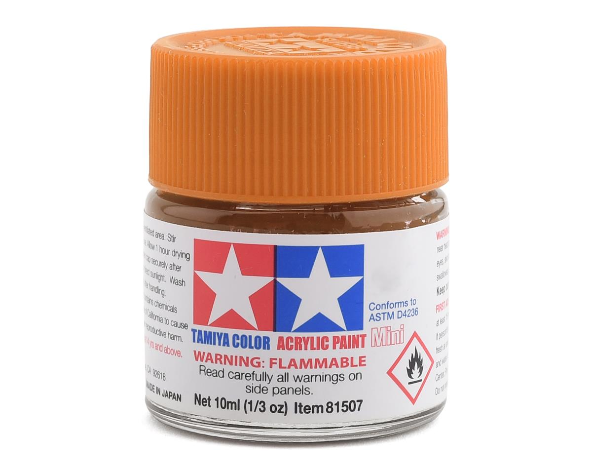 Tamiya X26 Clear Orange Acrylic Paint Mini (1/3oz)