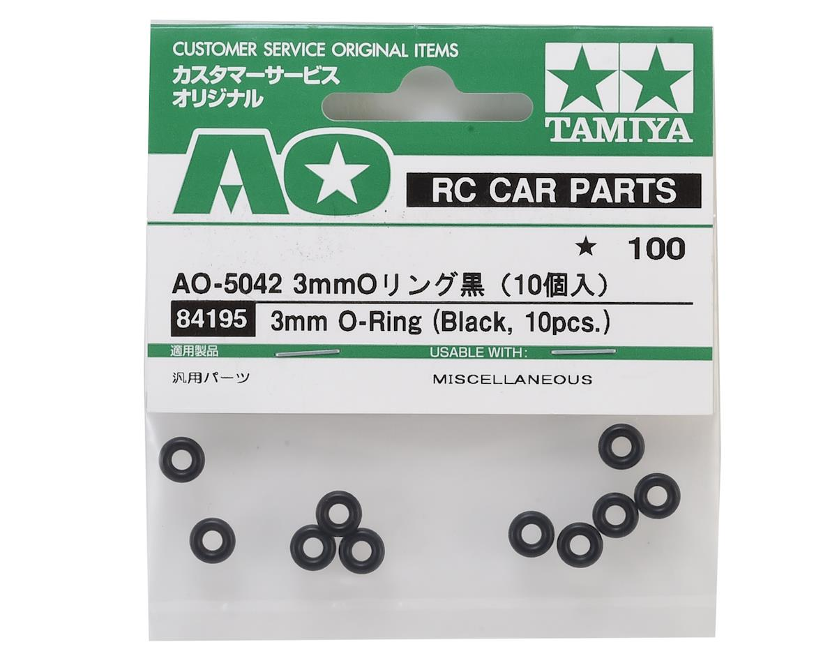 Tamiya 3mm O-Ring (10)