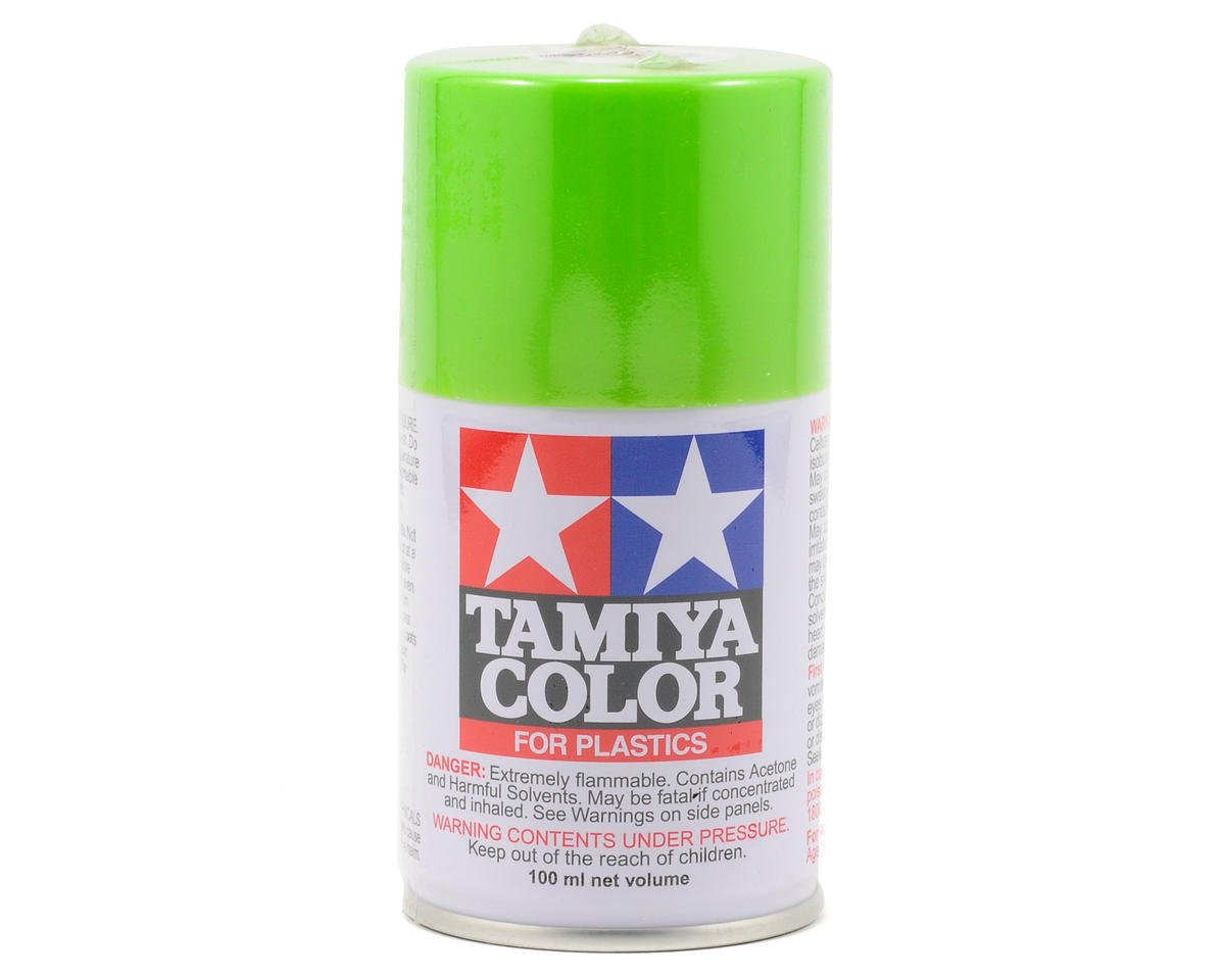 TS-22 Light Green Laquer Spray Paint (3oz) by Tamiya