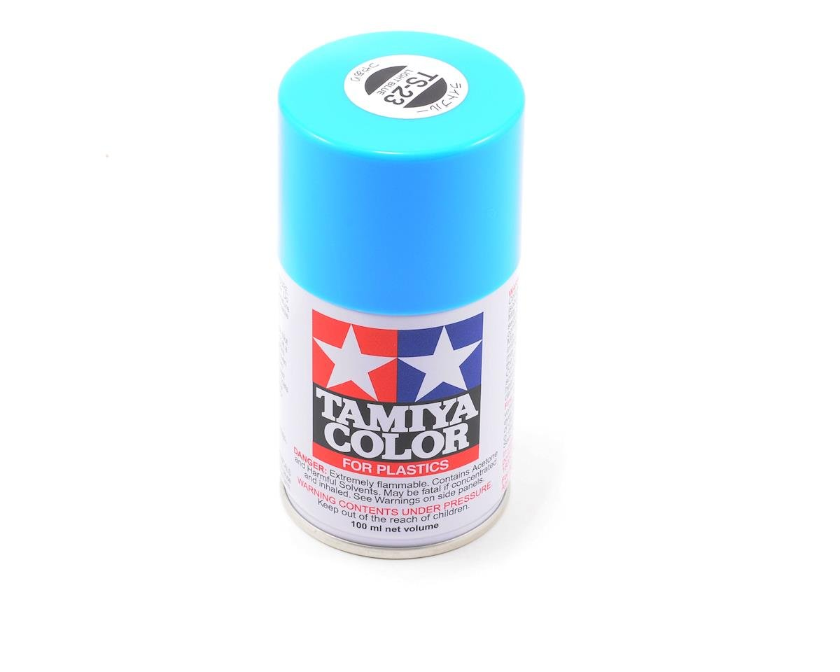Tamiya TS-23 Light Blue Lacquer Spray Paint (3oz)