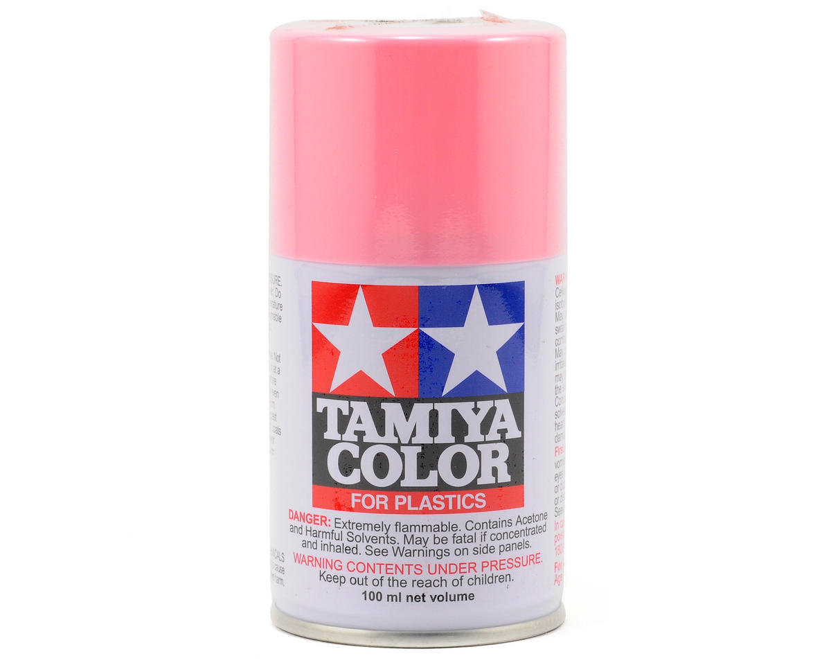 TS-25 Pure Pink Lacquer Spray Paint (3oz) by Tamiya