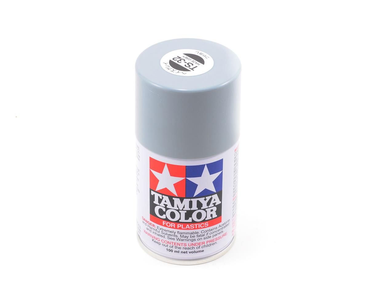Tamiya TS-32 Haze Gray Lacquer Spray Paint (3oz)