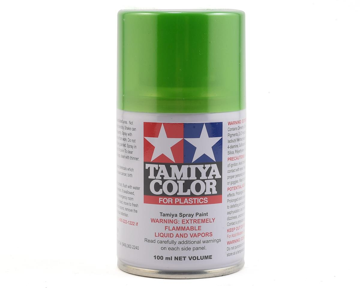 Spray Lacquer TS-52 Candy Lime by Tamiya