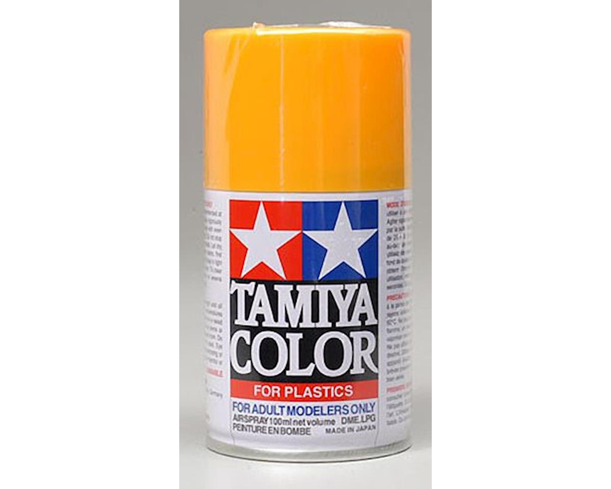 Spray Lacquer TS-56, Bright Orange by Tamiya