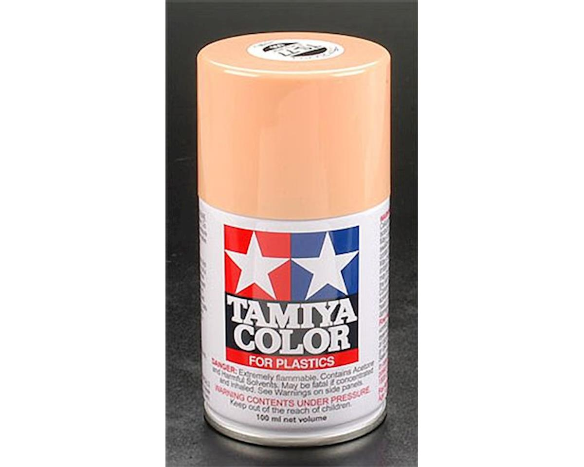 Spray Lacquer TS-77 Flat Flesh 2 by Tamiya
