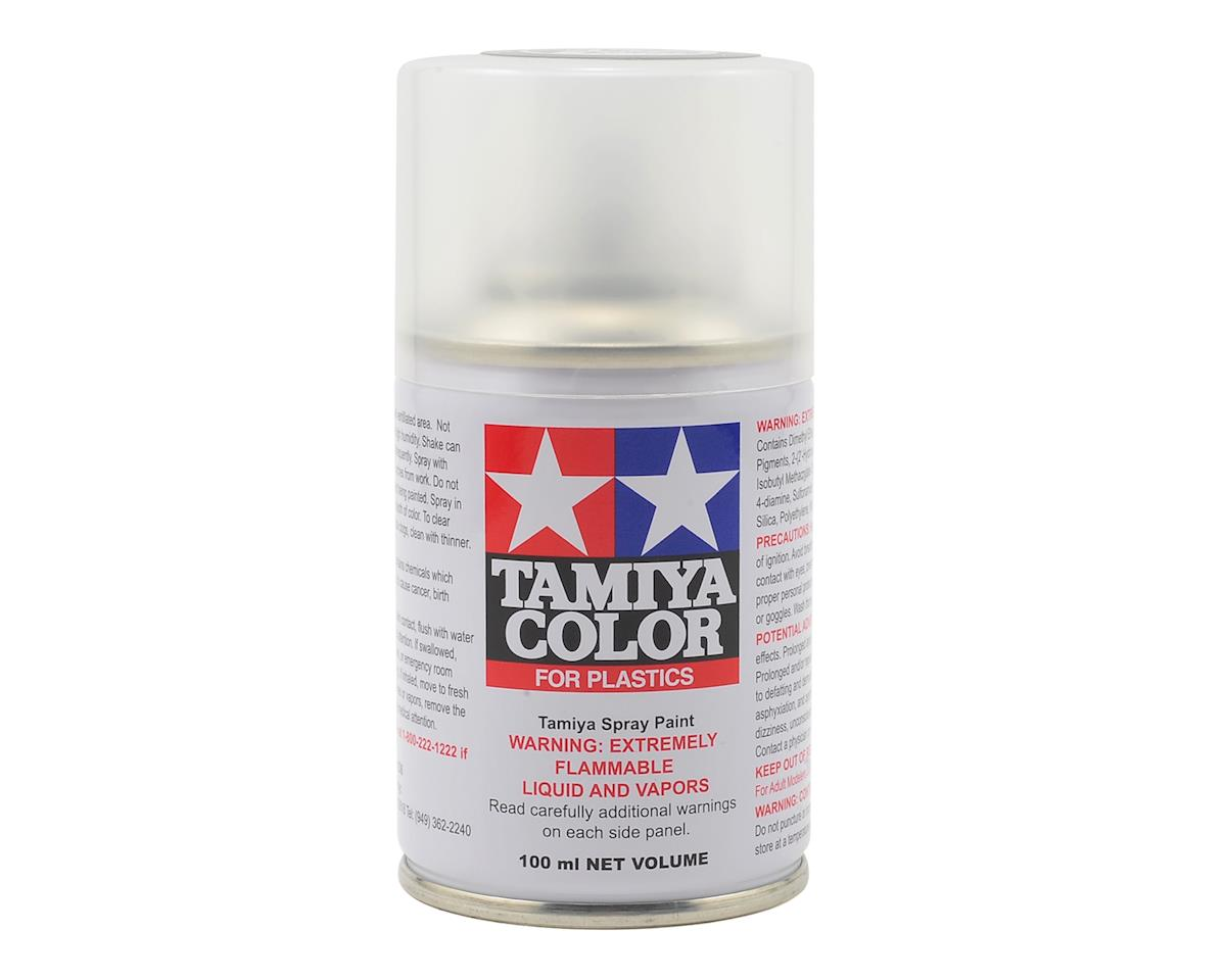 Tamiya TS-80 Flat Clear Lacquer Spray Paint (100ml) (100ml)