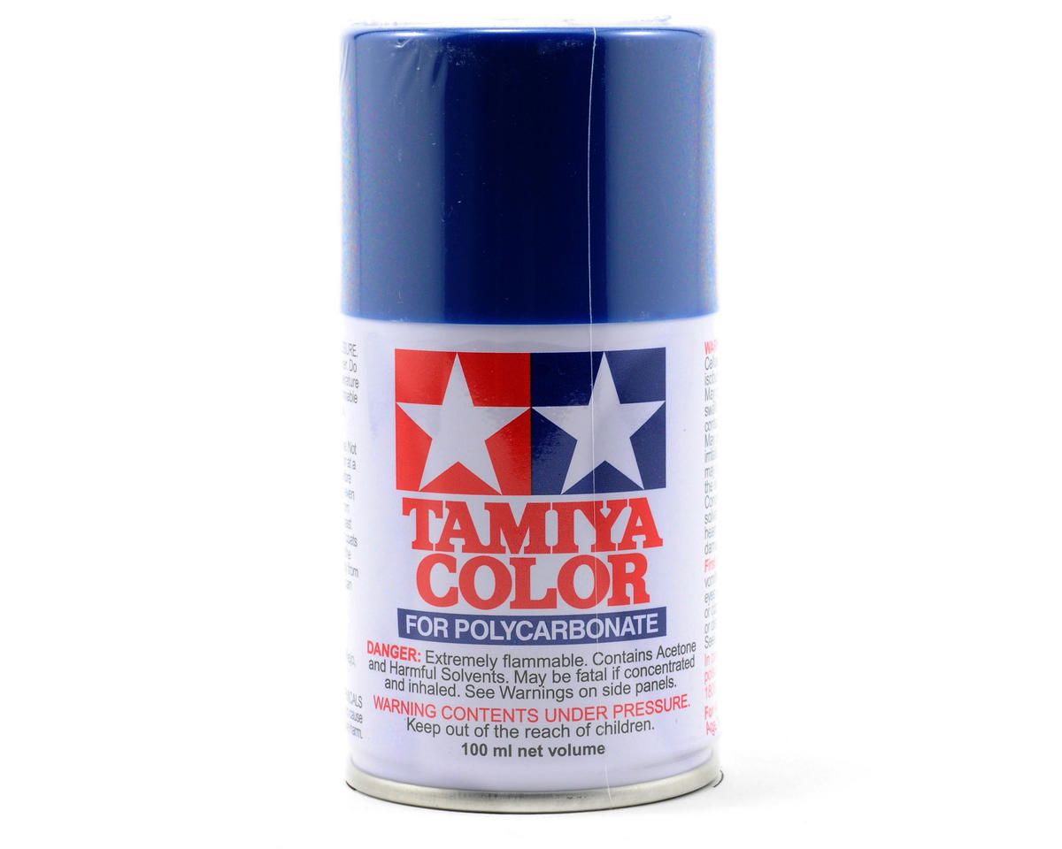 Tamiya PS-4 Blue Lexan Spray Paint (3oz)
