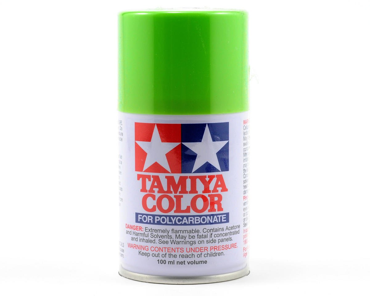 Tamiya PS-8 Light Green Lexan Spray Paint (3oz)