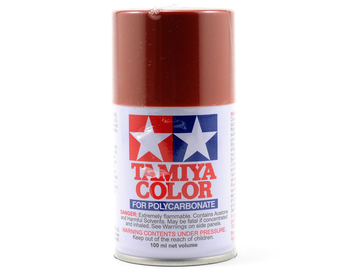 Tamiya PS-14 Copper Lexan Spray Paint (3oz)
