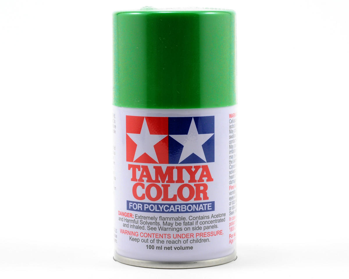Tamiya PS-21 Park Green Lexan Spray Paint (3oz)