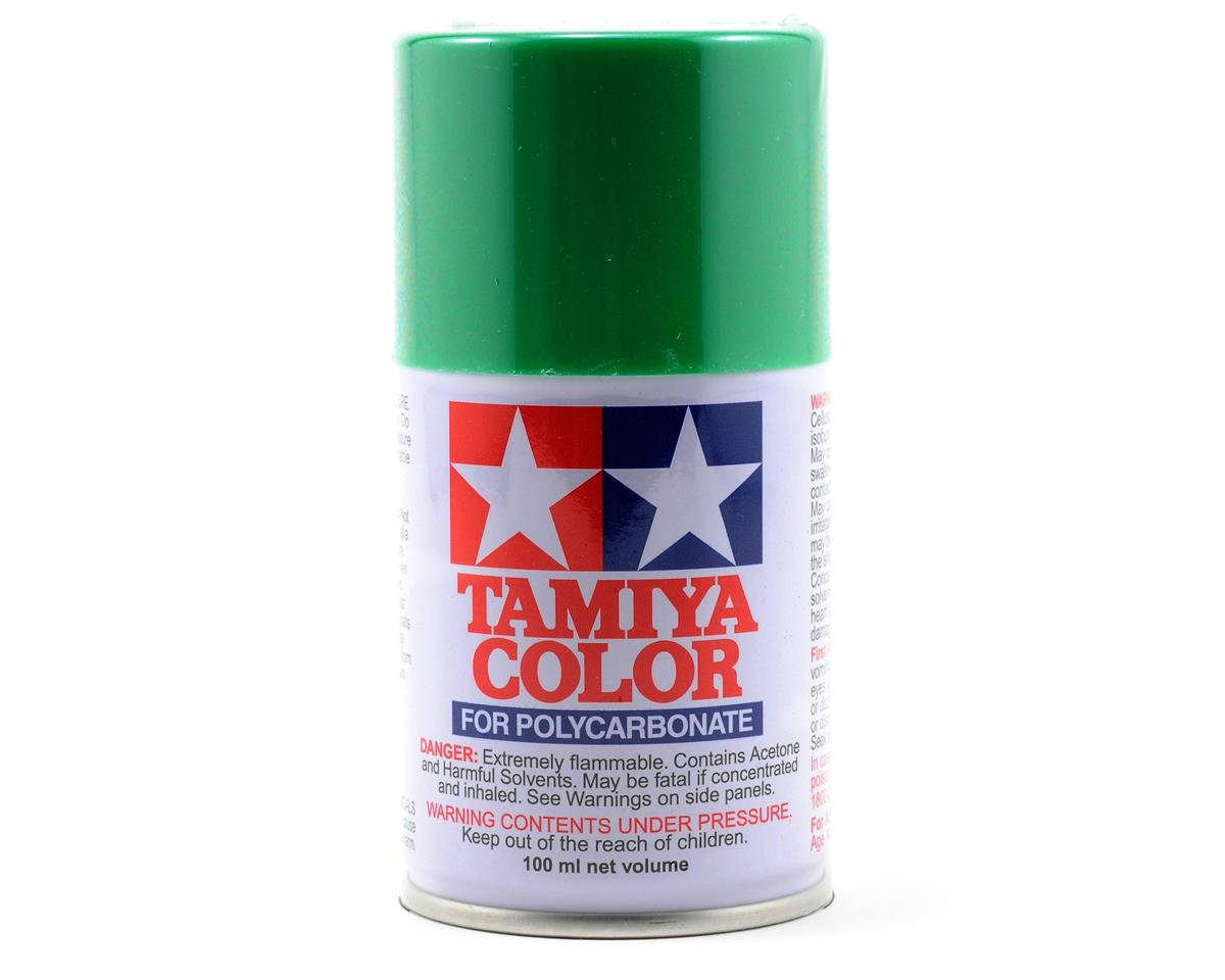 PS-25 Bright Green Lexan Spray Paint (3oz) by Tamiya
