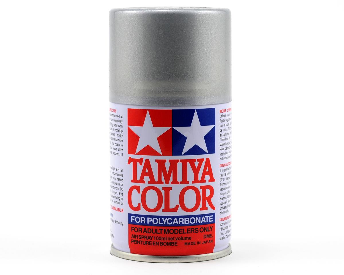 Tamiya PS-36 Translucent Silver Lexan Spray Paint (3oz)