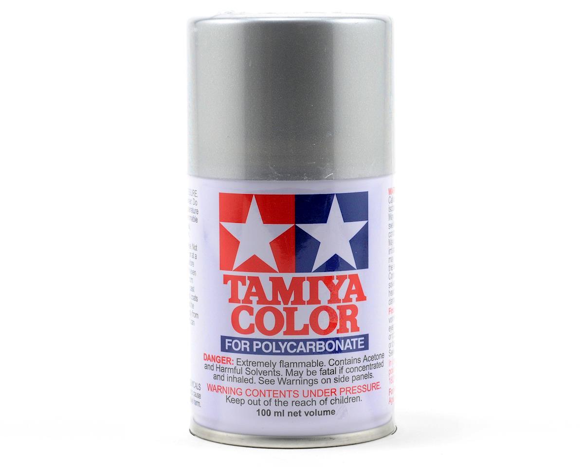 Tamiya Ps 41 Bright Silver Lexan Spray Paint 3oz Tam86041 Cars Trucks Amain Hobbies
