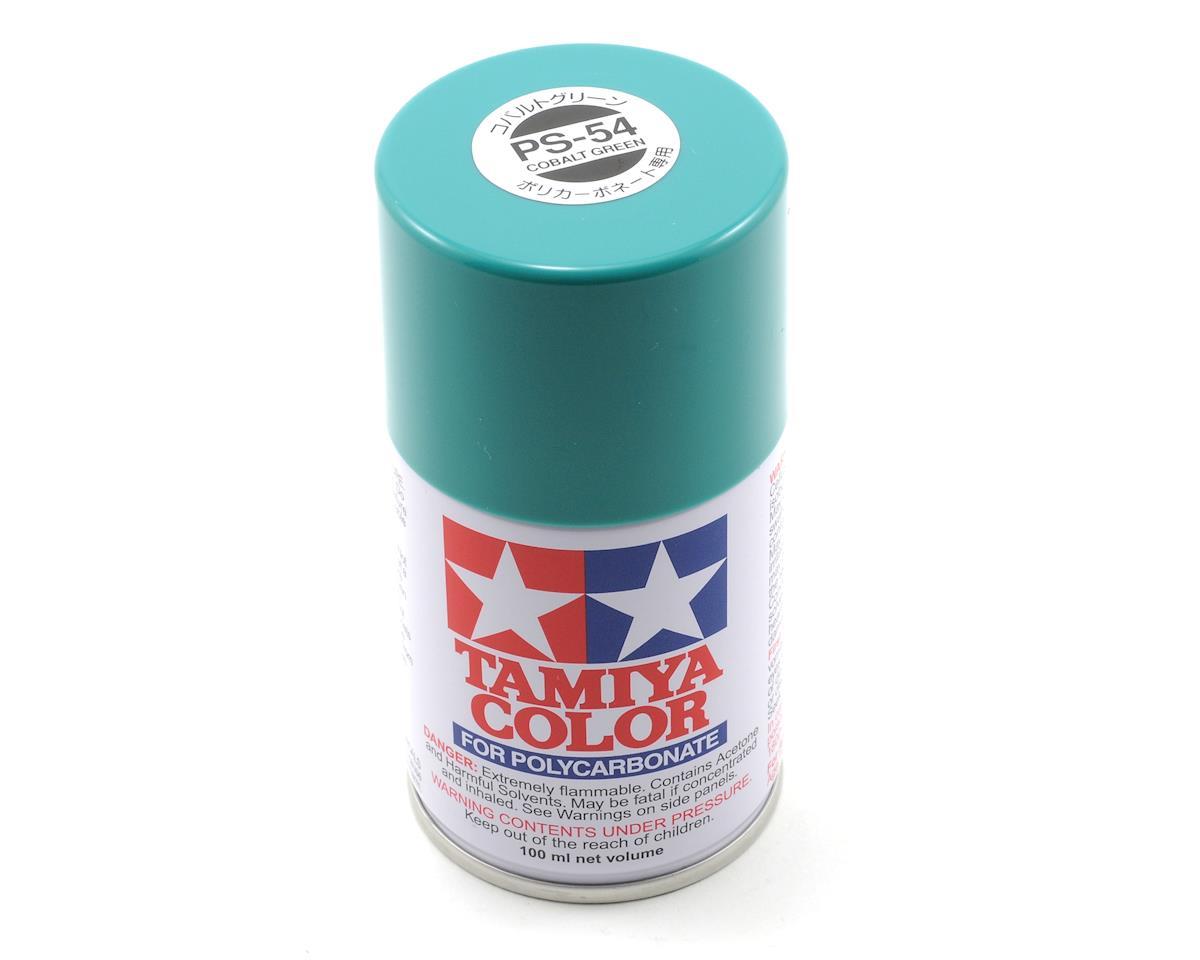 PS-54 Cobalt Green Spray Paint (3oz) by Tamiya