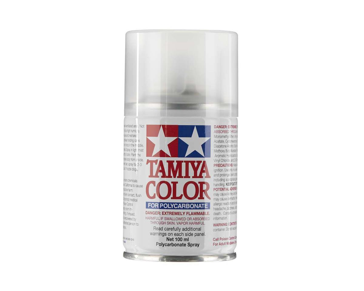 Tamiya PS-55 Flat Clear Spray Can 100ml
