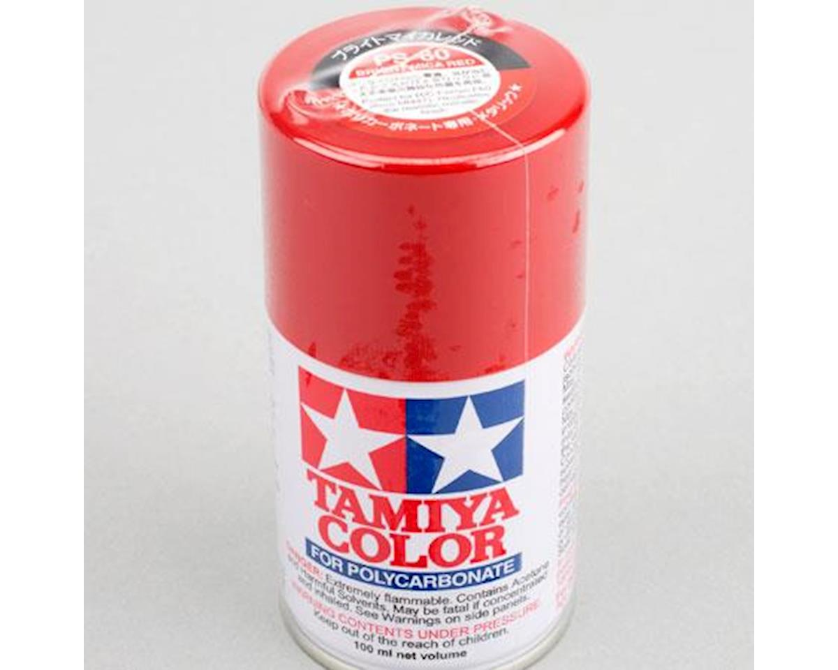 Tamiya PS-60 Bright Mica Red