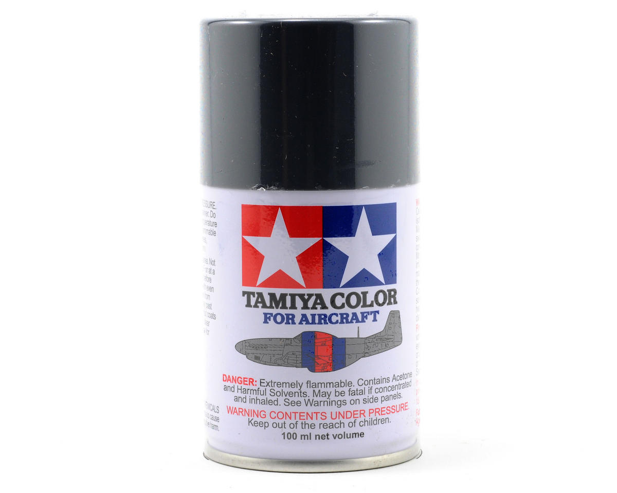 Tamiya AS-4 Gray Violet Aircraft Lacquer Spray Paint (100ml) (LUFTWAFFE)