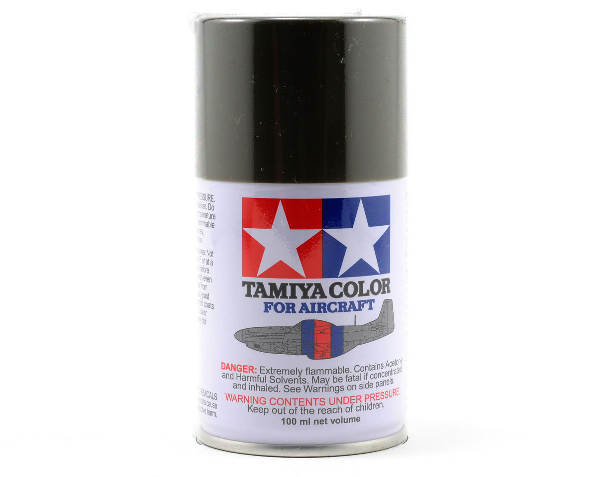 Tamiya AS-6 Olive Drab Aircraft Lacquer Spray Paint (100ml) (USAAF)