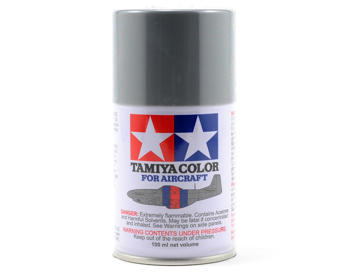 Tamiya AS-7 Neutral Gray Aircraft Lacquer Spray Paint (100ml) (USAAF)