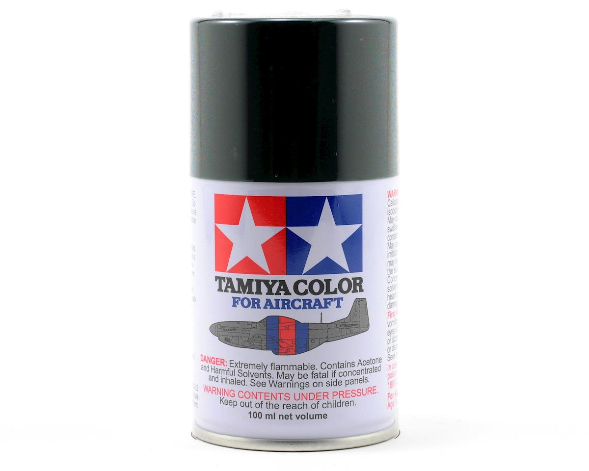 Tamiya AS-13 Green Aircraft Lacquer Spray Paint (100ml) (USAF)