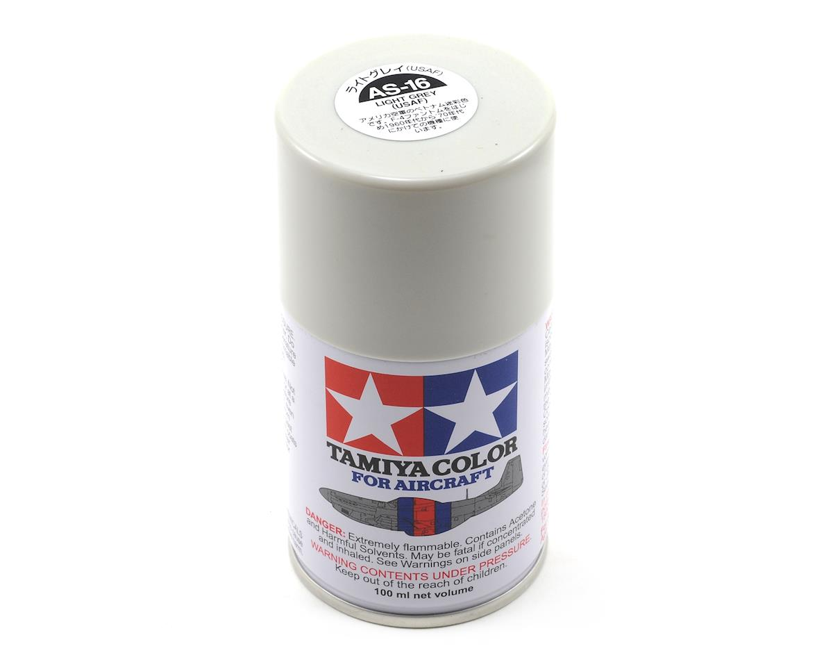Tamiya AS-16 Light Gray Spray Paint (3oz)