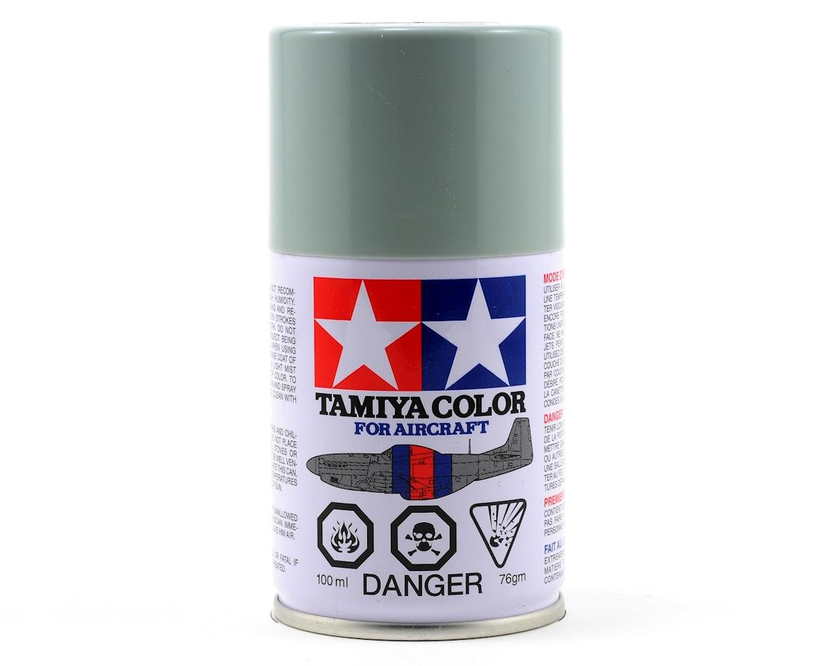 Tamiya AS-18 Light Gray Spray Paint (3oz)
