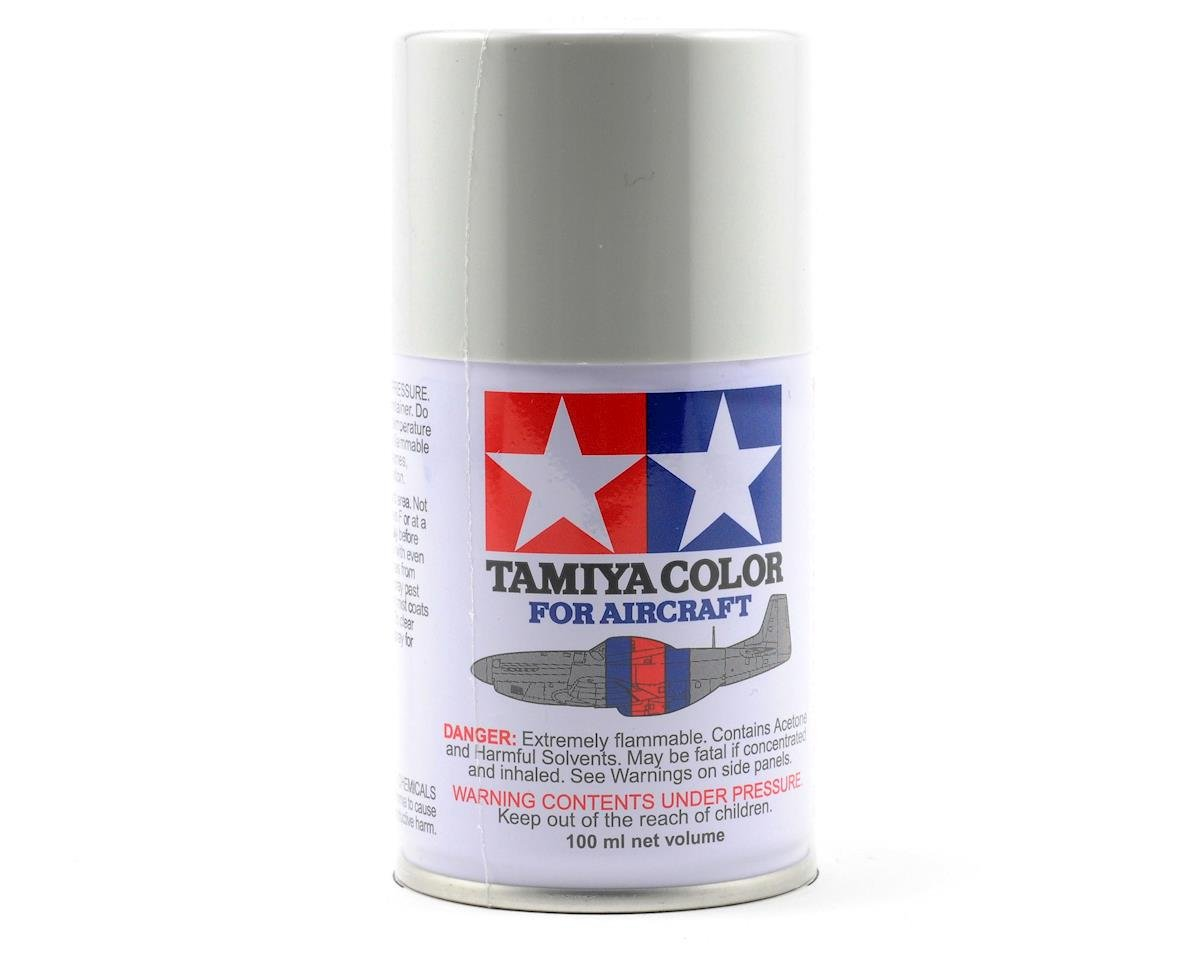 Tamiya AS-20 Insignia White Aircraft Lacquer Spray Paint (100ml) (US NAVY)