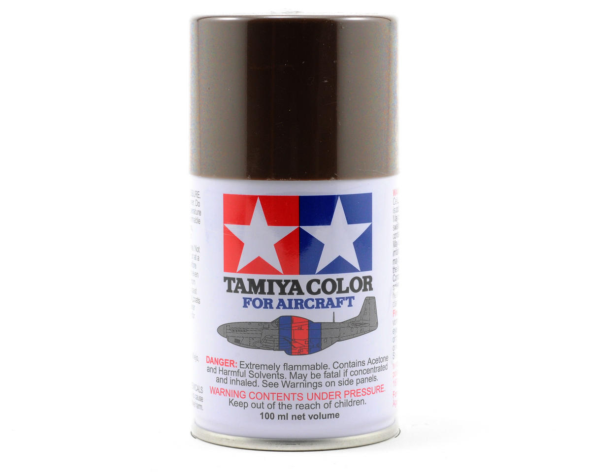 AS-22 Dark Earth Spray Paint (3oz) by Tamiya