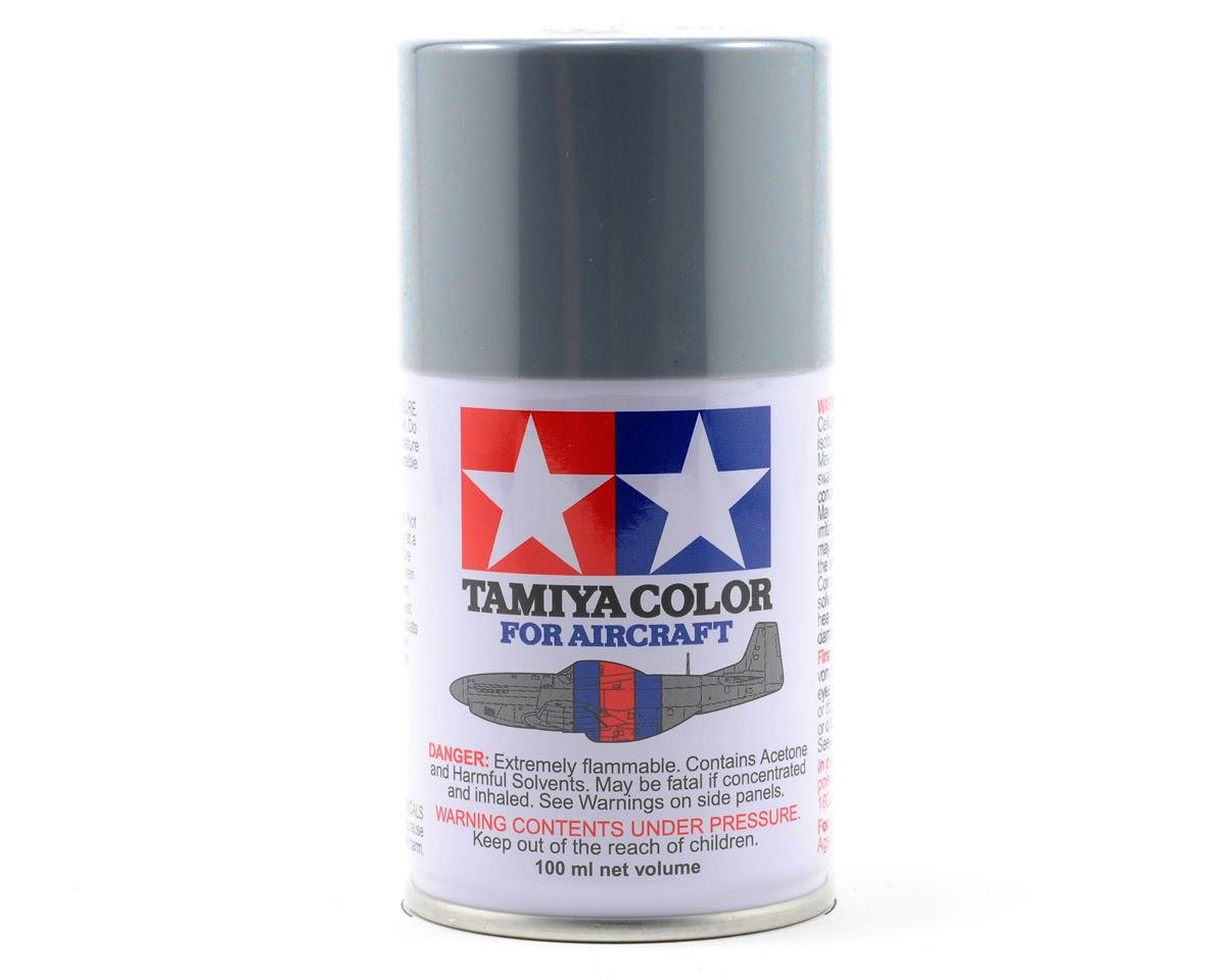 Tamiya AS-28 Medium Gray Spray Paint (3oz)