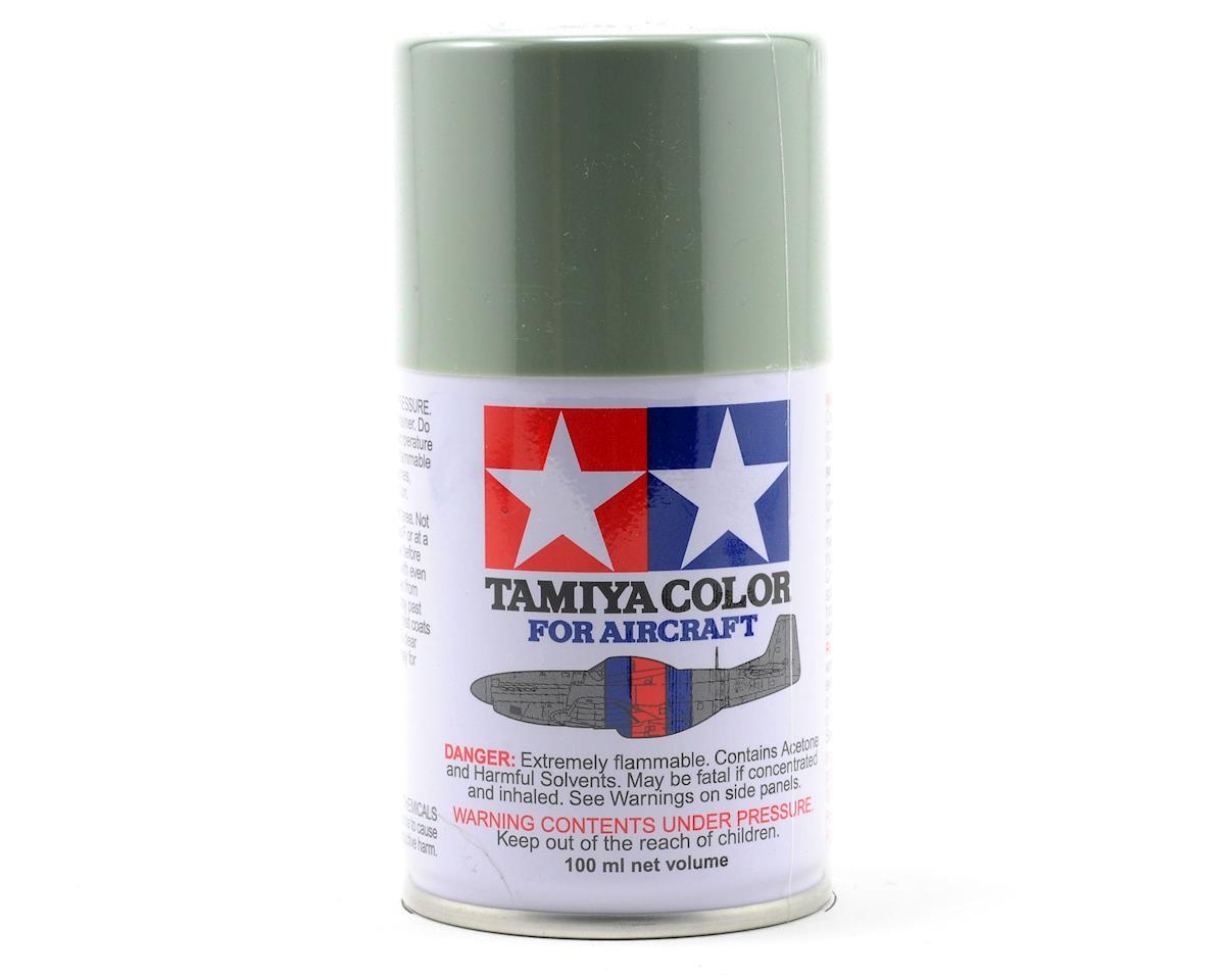 Tamiya AS-29 Gray/Green Aircraft Lacquer Spray Paint (100ml)