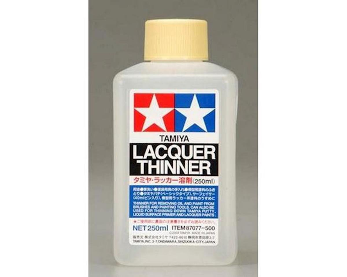 LACQUE THINNER 250 ML by Tamiya