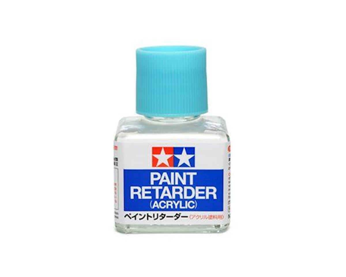 Tamiya Acrylic Paint Retarder (40ml Bottle) (12/Bx)