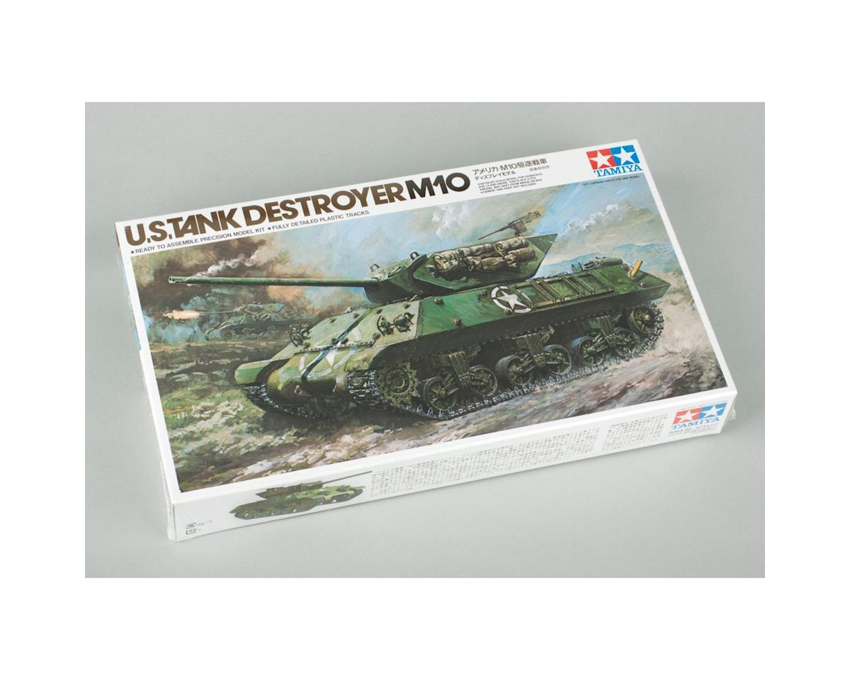1/35 US Tank Destroyer M10 by Tamiya