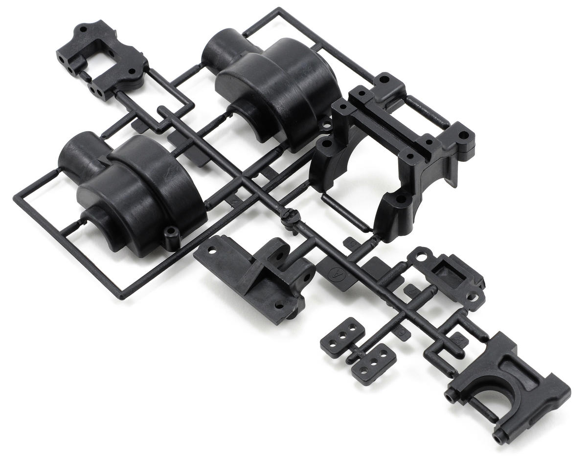 Tamiya Differential Case/Mount Set (A Parts)