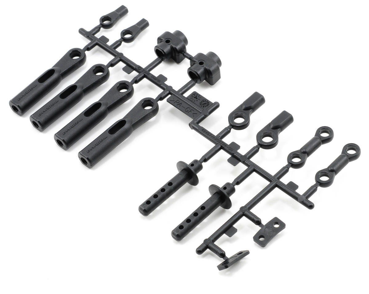 Tamiya Rod End/Body Mount Set (E Parts)