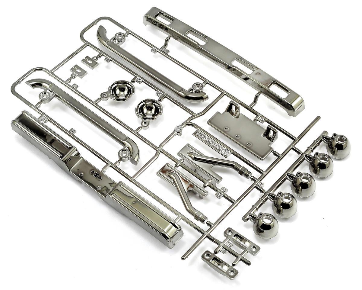 Tamiya Toyota Hilux Bumper N Parts Set