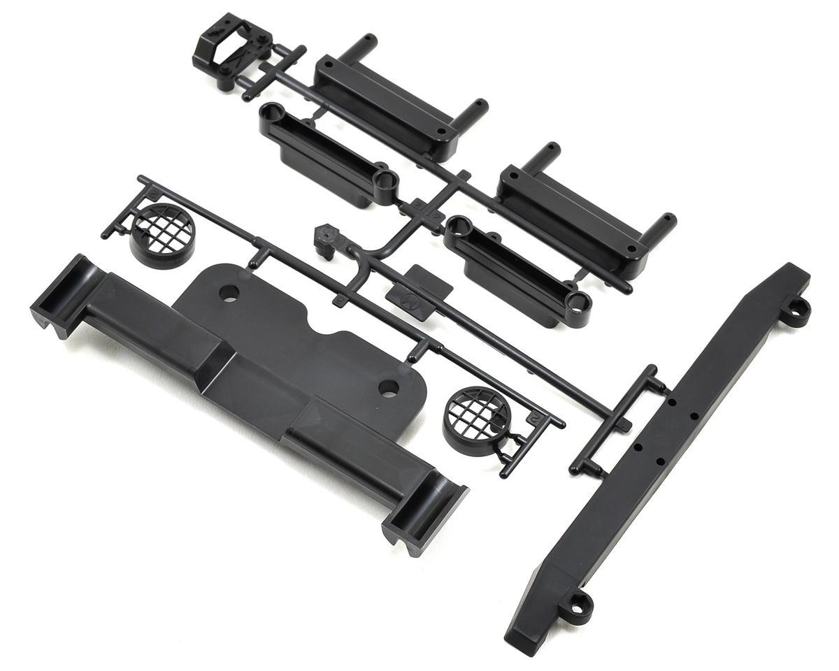 Jeep Wrangler M Part Set by Tamiya