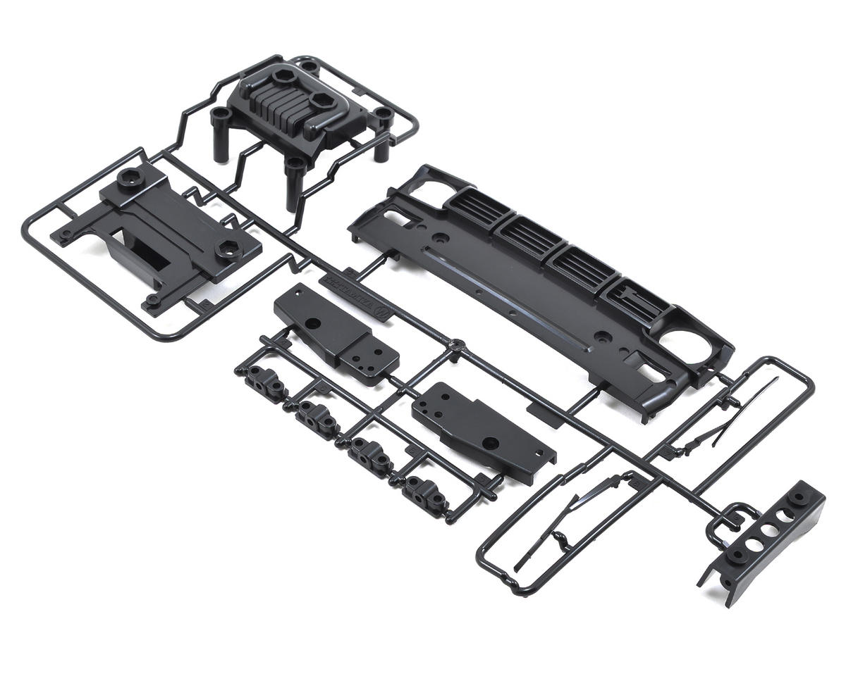 Toyota Hilux Front Grill W Parts Set by Tamiya