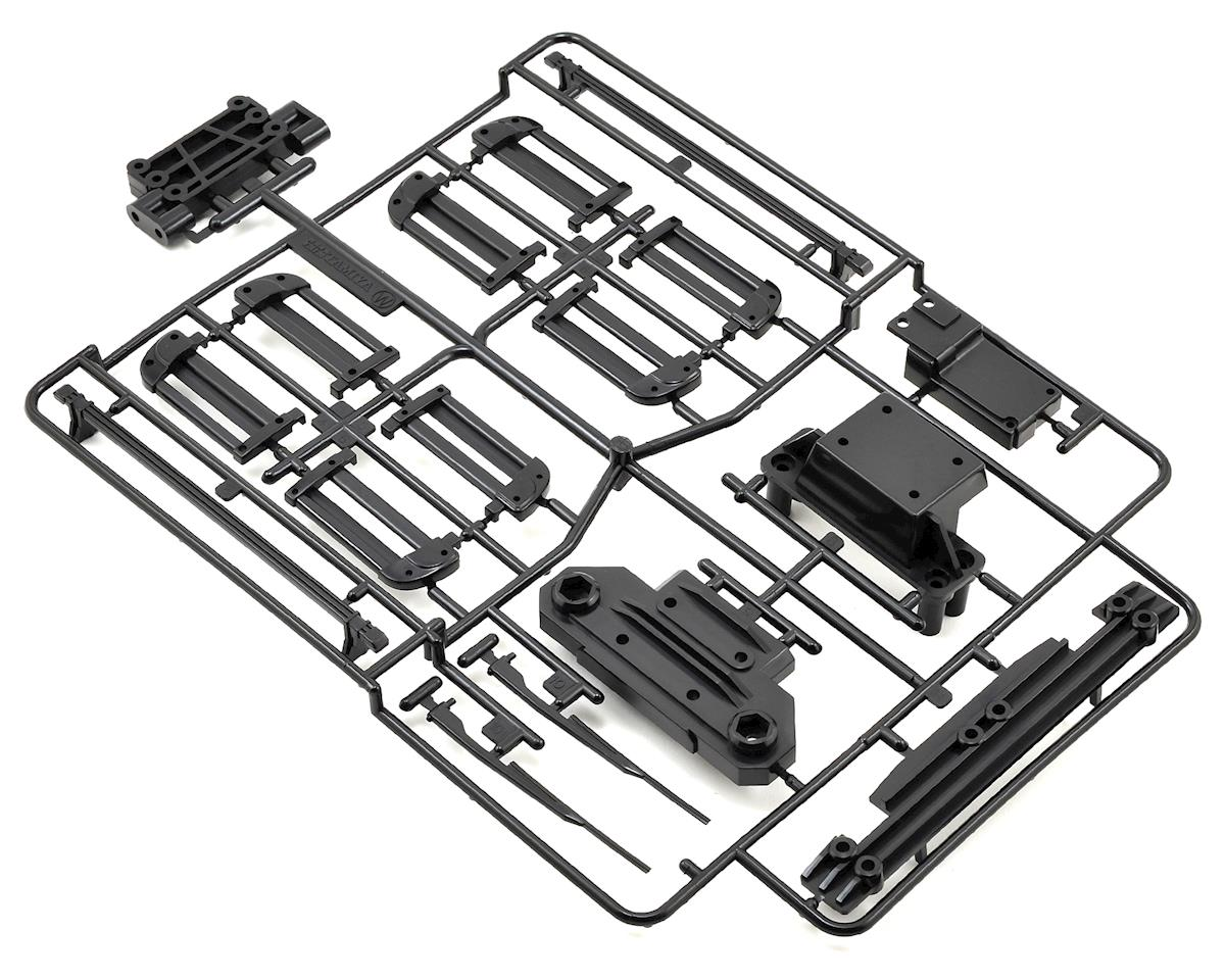 Tamiya Toyota Tundra Highlift Body Parts Set (W Parts)