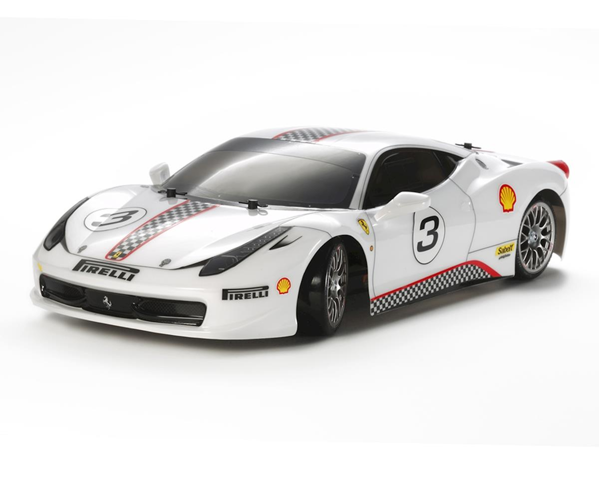 Tamiya Ferrari 458 Challenge TT02D Drift Spec 4WD 1/10 Electric Drift Car Kit