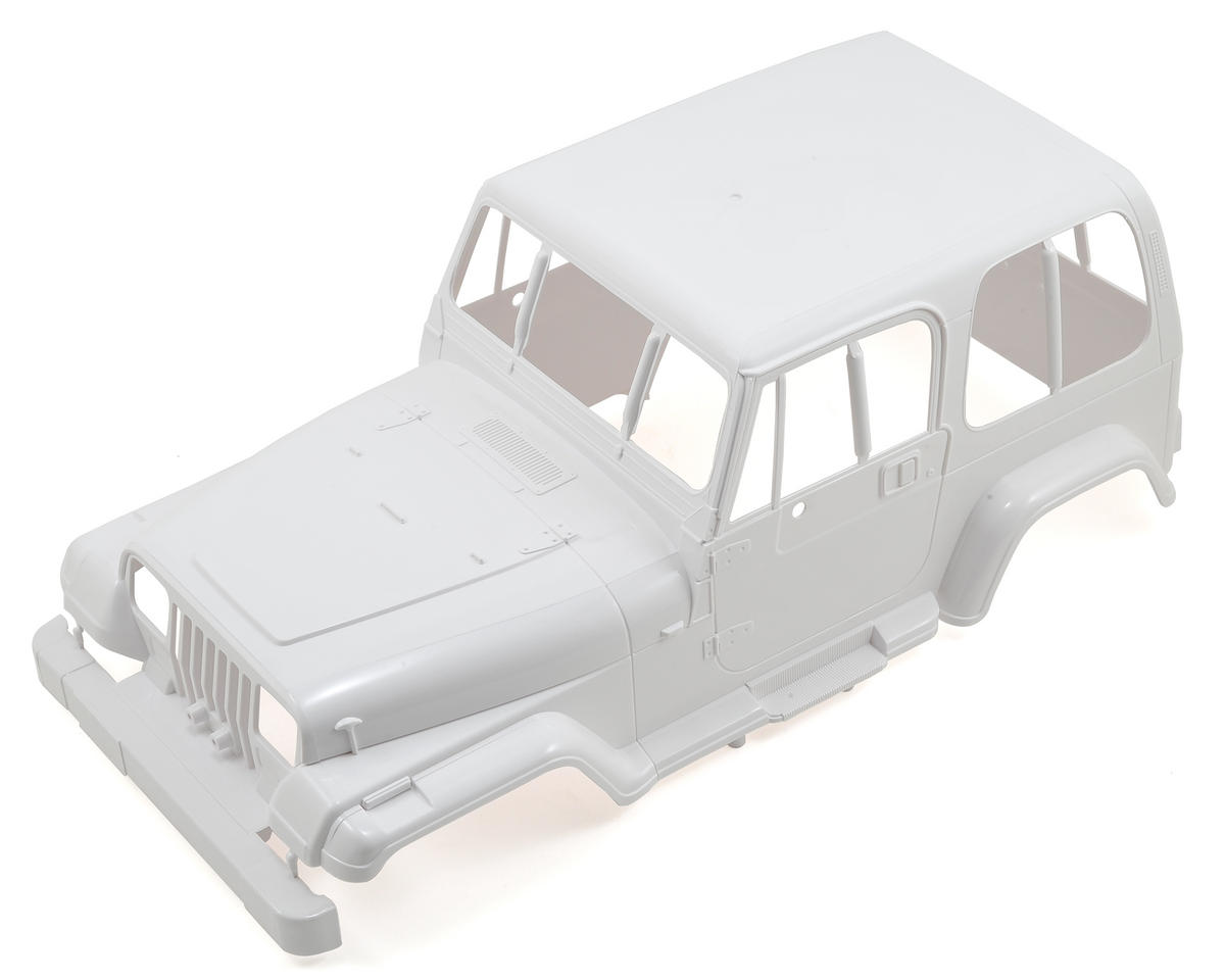 Jeep Wrangler Body by Tamiya