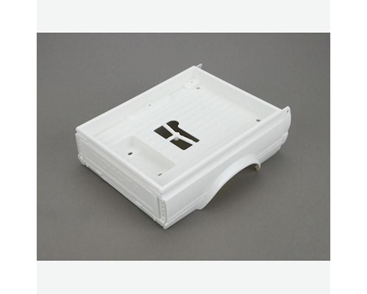 Tamiya Toyota Rear Body #58397 (White) (Rear)