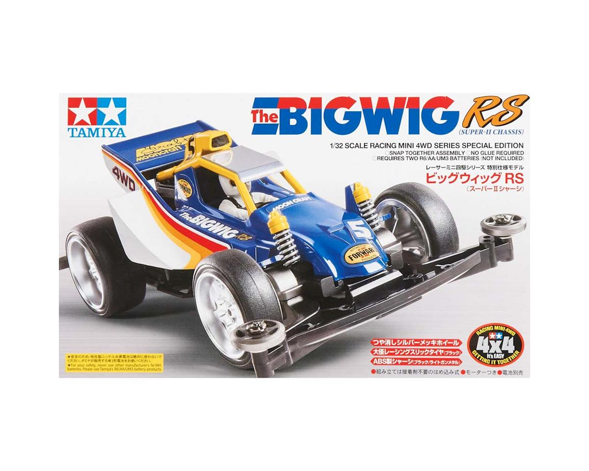Tamiya 1/32 The Bigwig RS Super II Chassis Mini 4WD