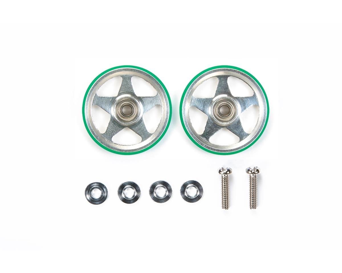 Tamiya JR Aluminum 19mm 5-Spoke Rollers