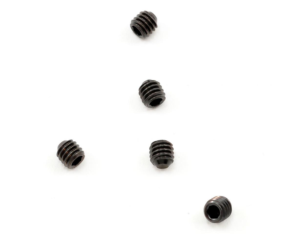 Tamiya 4x4mm Grub Screw (5)
