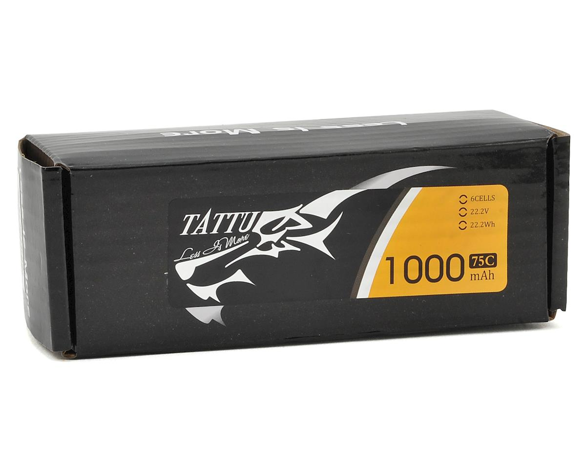 Tattu 6s LiPo Battery Pack 75C (22.2V/1000mAh)
