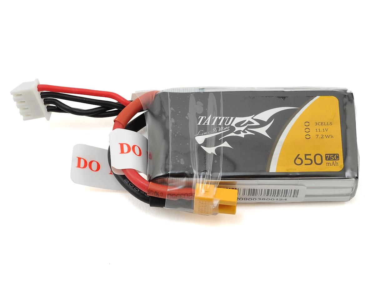 3s LiPo Battery Pack 75C (11.1V/650mAh)