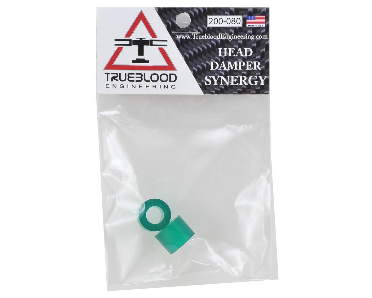 Trueblood Engineering Synergy Green Head Dampers